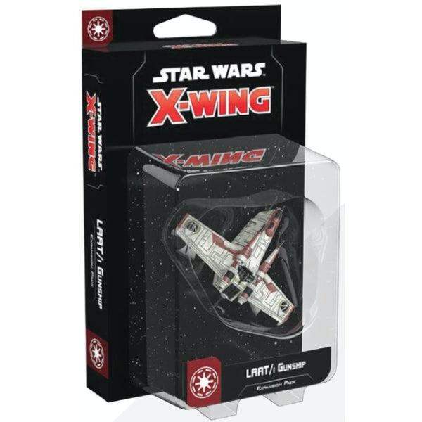 LAAT/i Gunship - X-Wing 2E Expansion-RedQueen.mx