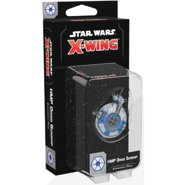 HMP Droid Gunship - X-Wing 2E Expansion-RedQueen.mx