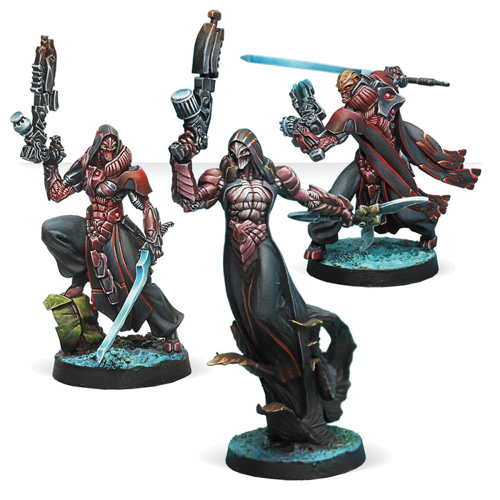 The Umbra - Infinity: Combined Army Pack-RedQueen.mx