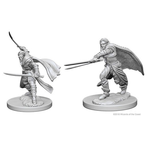 Elf Male Ranger (2) - D&D Miniatures-RedQueen.mx