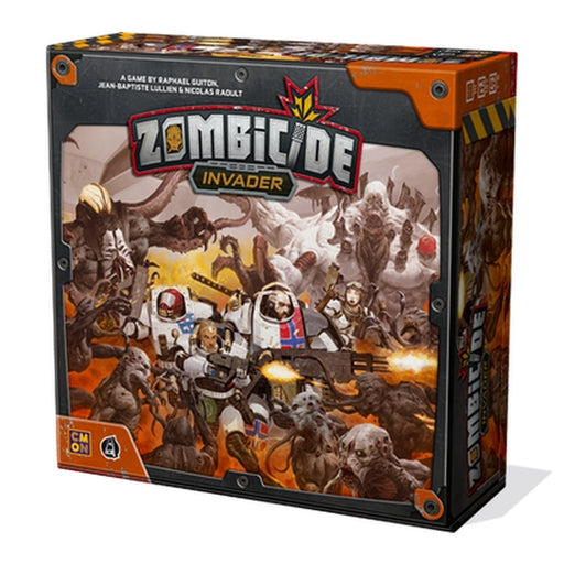 Zombicide Invader: Core Set-RedQueen.mx