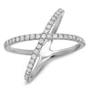 Diamond Medium X Ring