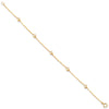 Diamond Trio Choker Necklace