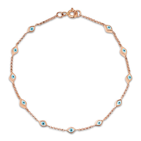 Large Diamond Bar Necklace