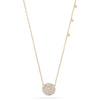 meira t diamond droplet necklace