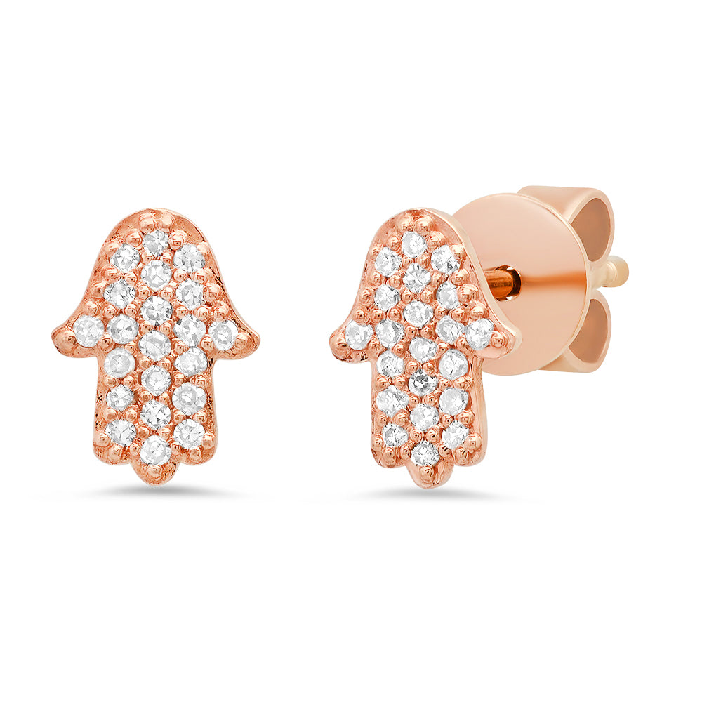 jennifer meyer evil eye protection stud earring