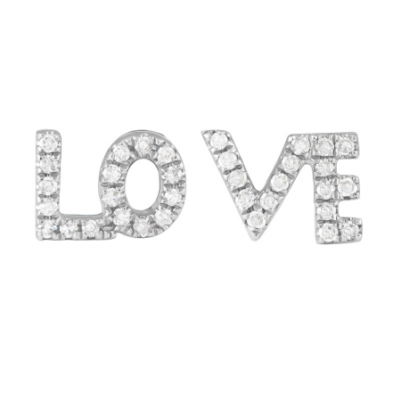 LO VE Diamond Stud