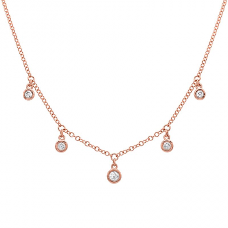 Diamond by the Yard .25ct Necklace