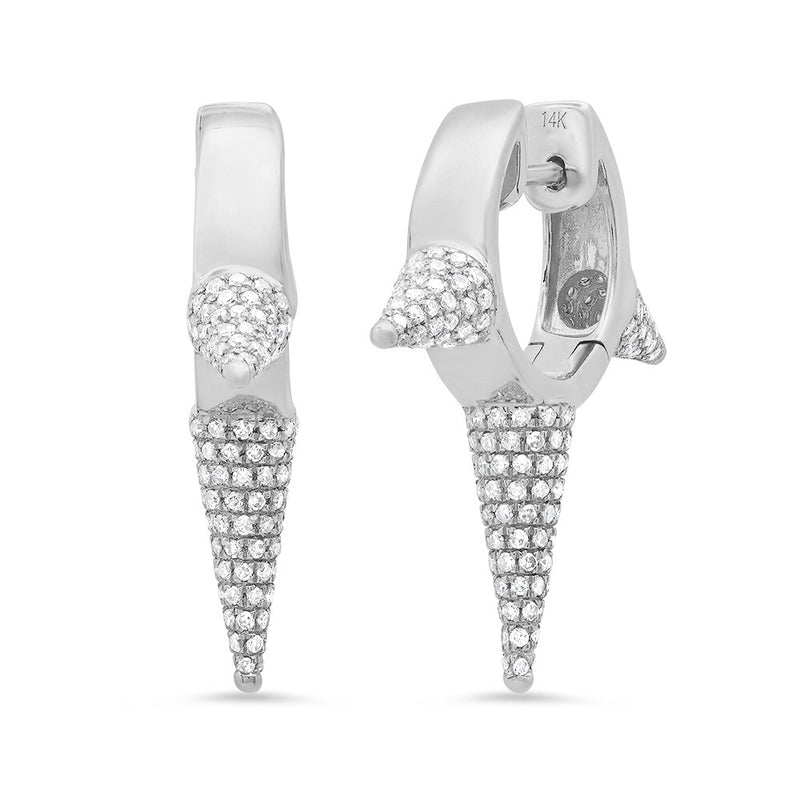 adina jewels spiked earring