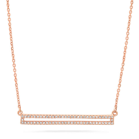 Small Diamond RockStud Huggy
