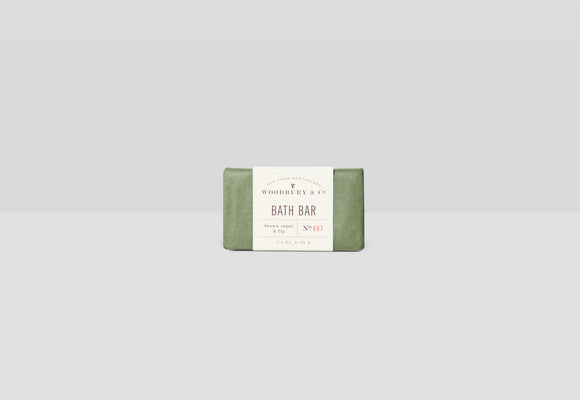 Woodbury Body Soap  1.2 oz/35g