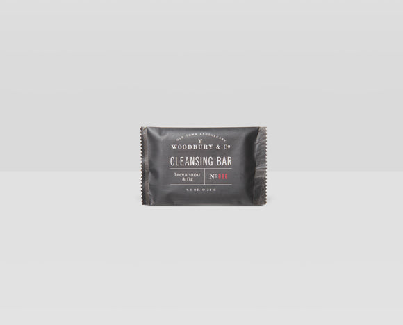 Woodbury Cleansing Soap Bar  1.0 oz/28g