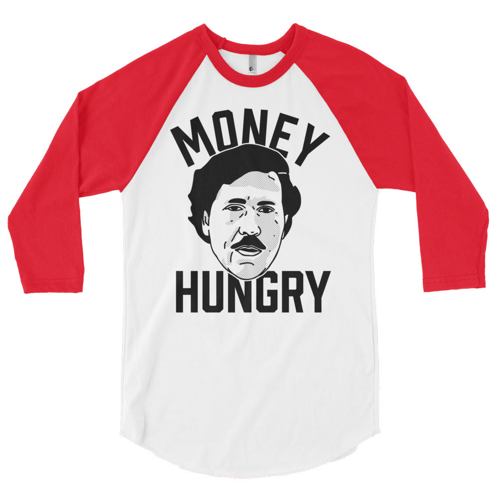 Money Hungry Pablo 3/4 Sleeve