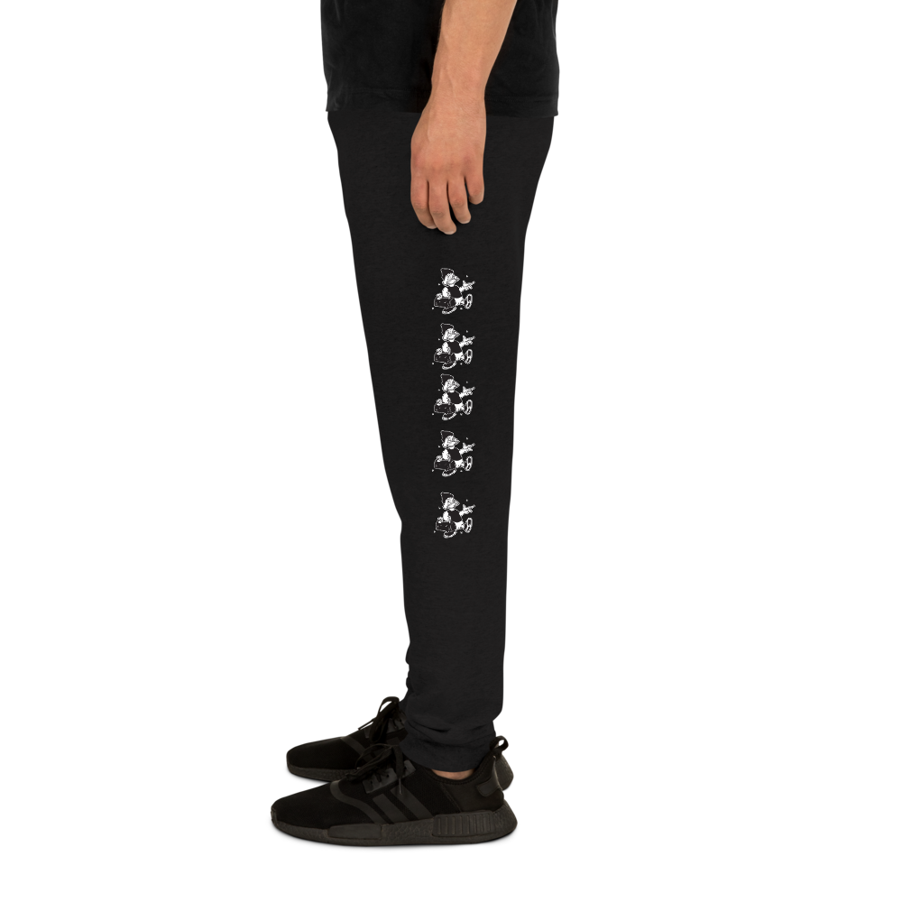 Money Hungry Scrooge Joggers