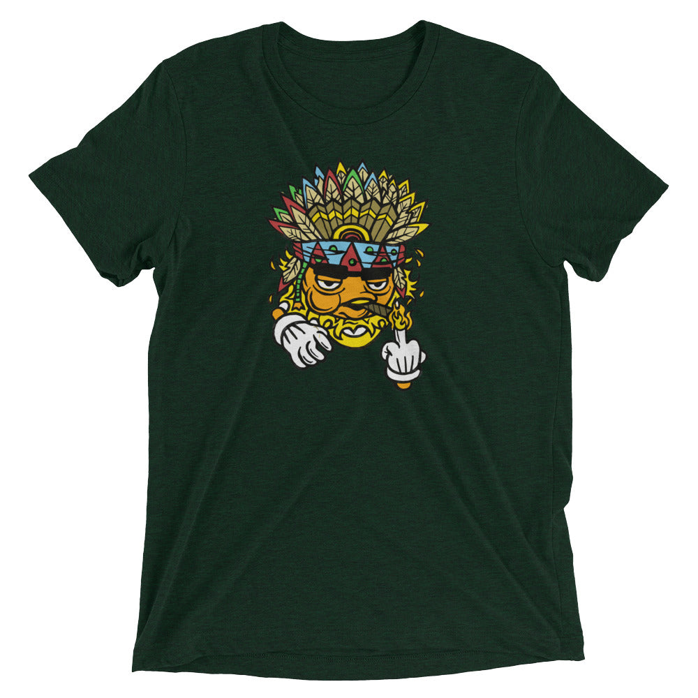 Money Hungry Chief Kief Triblend T-Shirt