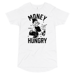 Money Hungry Schweiz White T-Shirt