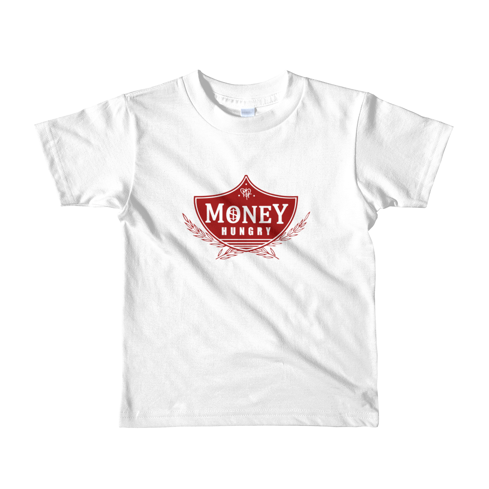 Money Hungry Swisher Sweets Kids T-Shirt