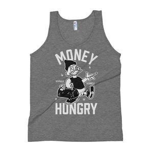Money Hungry Schweiz Unisex Tanktop