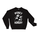 Money Hungry Schweiz Champion Crewneck Sweatshirt