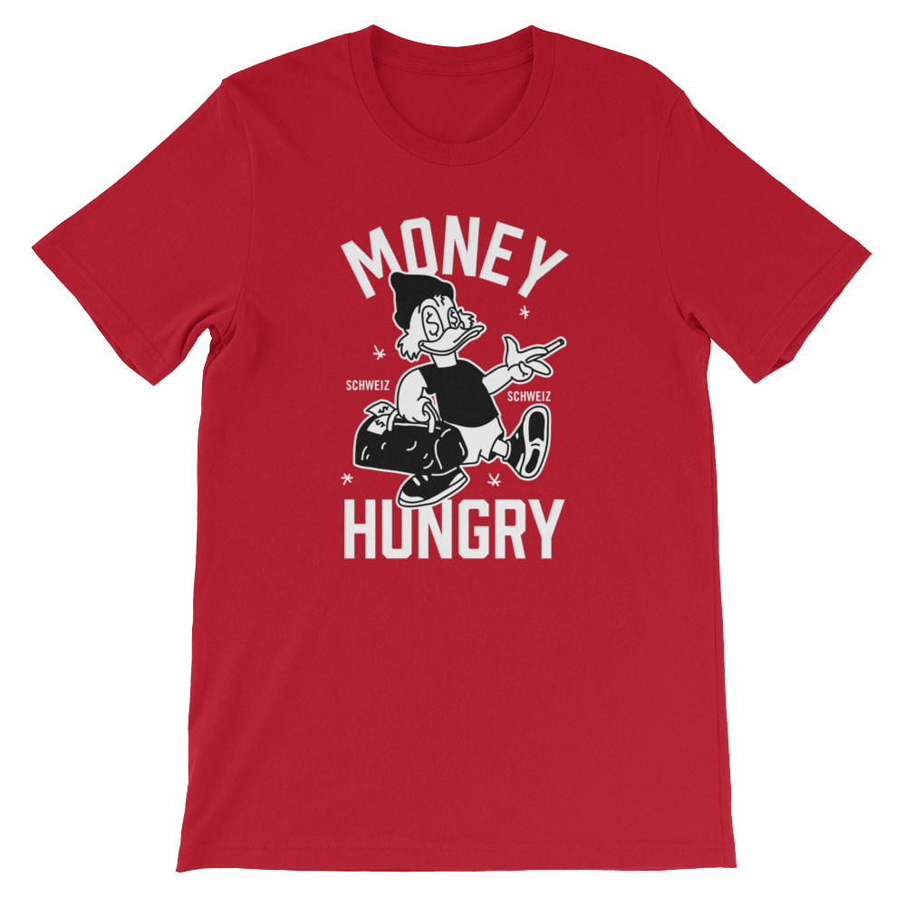 Money Hungry Schweiz Tshirt