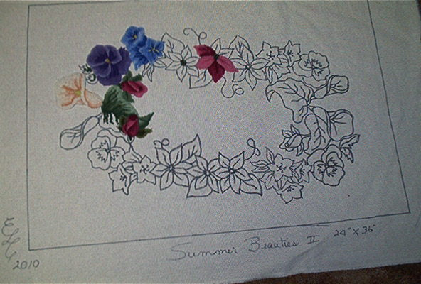 The Fine Shading Class for Traditional Rug Hooking