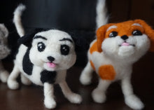 Load image into Gallery viewer, Intermediate 3D Needle Felting Course – Felting with a Wire Armature