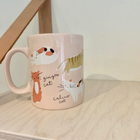 Montana Cat Breed Mug
