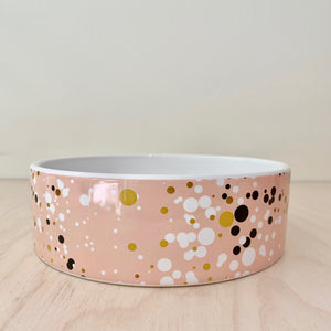 Paris Ceramic Pet Bowl