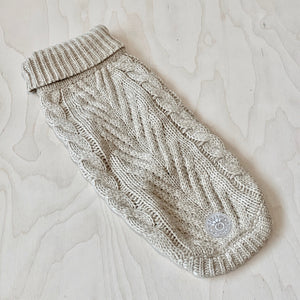 Oatmeal Chalet Sweater