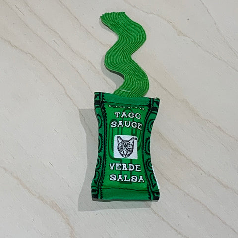 Salsa Verde Cat Toy