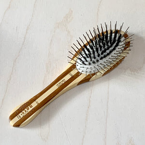 Wire/Boar Pet Brush
