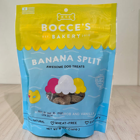 Banana Split Dog Treats
