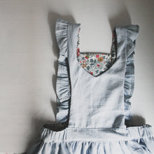 Load image into Gallery viewer, Liberty of London Pinafore Dress (Chambray)