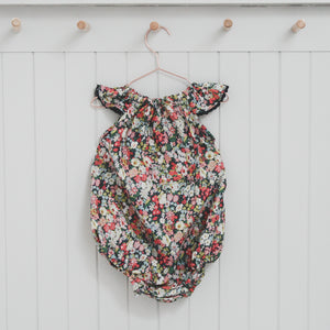 """Thorpe"" Romper in Liberty of London Fabric"