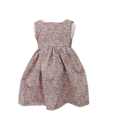 """Amelie"" dress in Liberty of London Fabric"