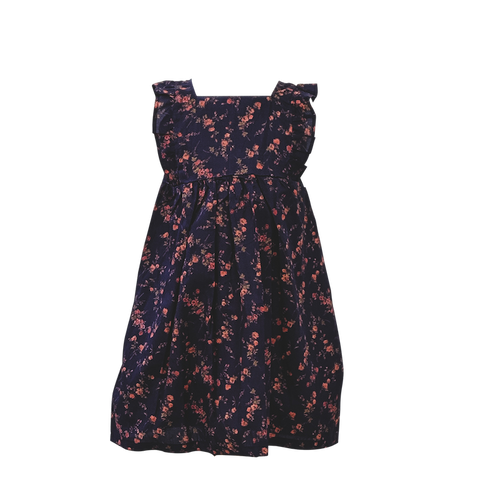 """Elizabeth"" Dress in Liberty of London Fabric"
