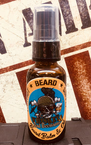 Whiskey and Bad Decisions Beard Oil