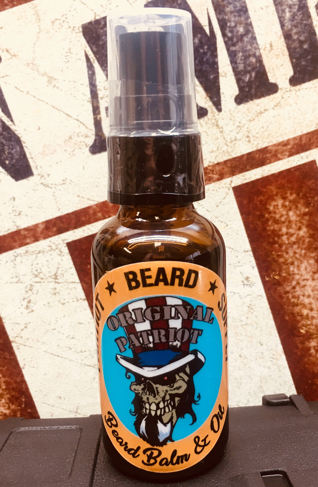 Original Patriot Beard Oil