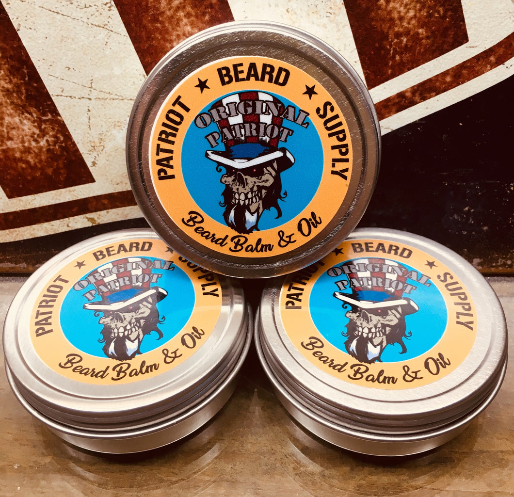 Original Patriot Beard Balm
