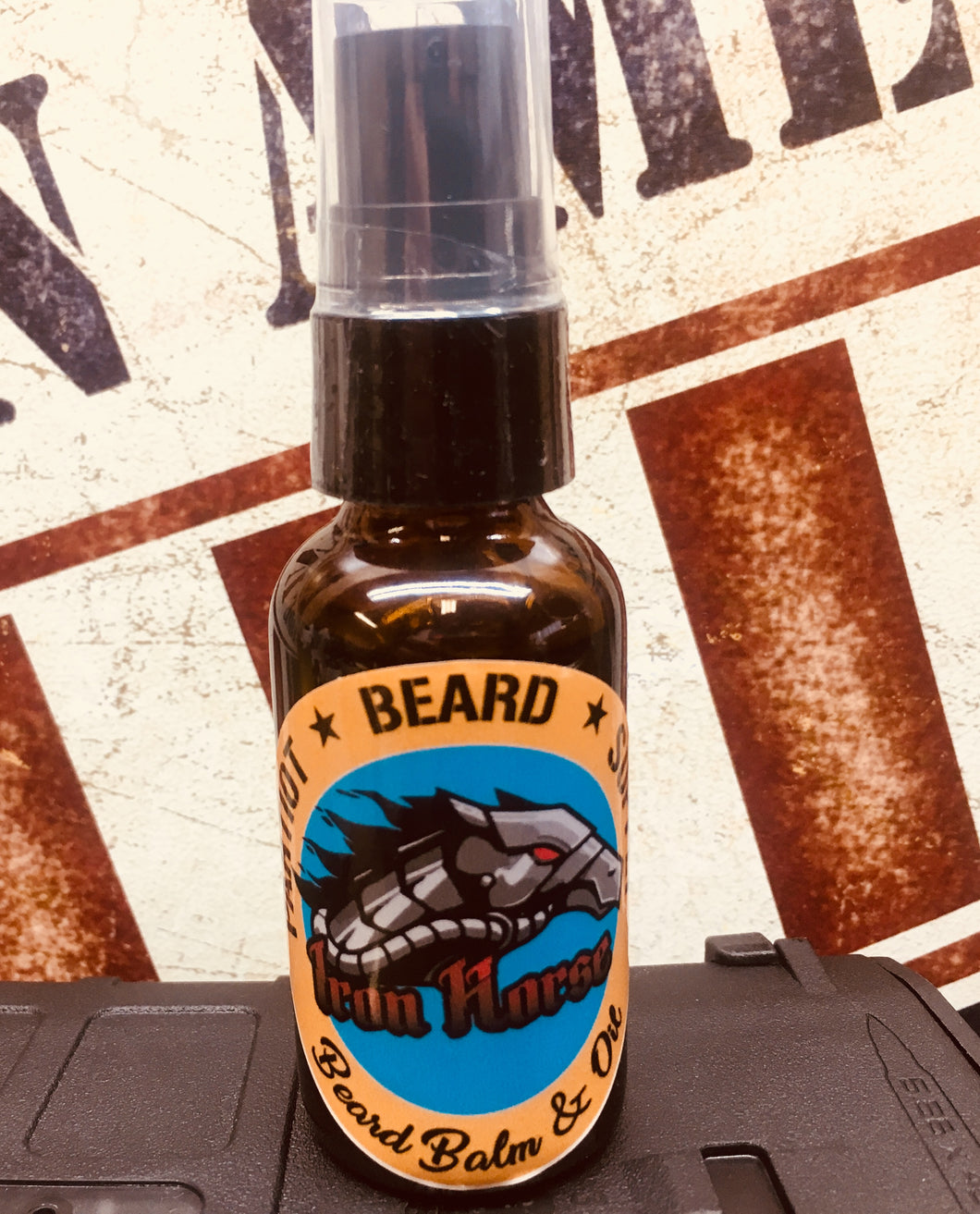 Iron Horse Beard Oil