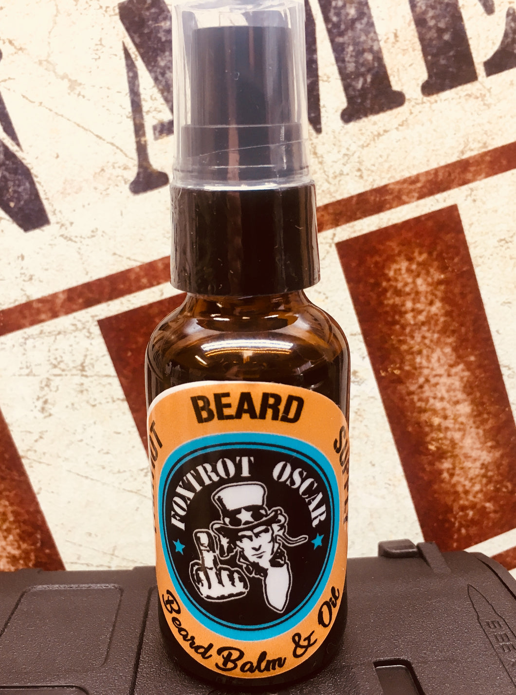 Foxtrot Oscar Beard Oil