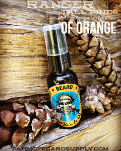 Ranger Beard Oil