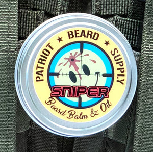 SNIPER Unscented beard and hand balm