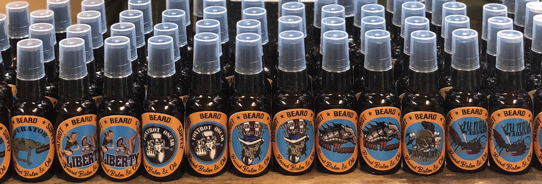 1/2 OZ Beard Oil Sample pack