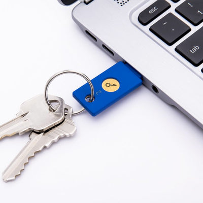 YubiKey Security Key