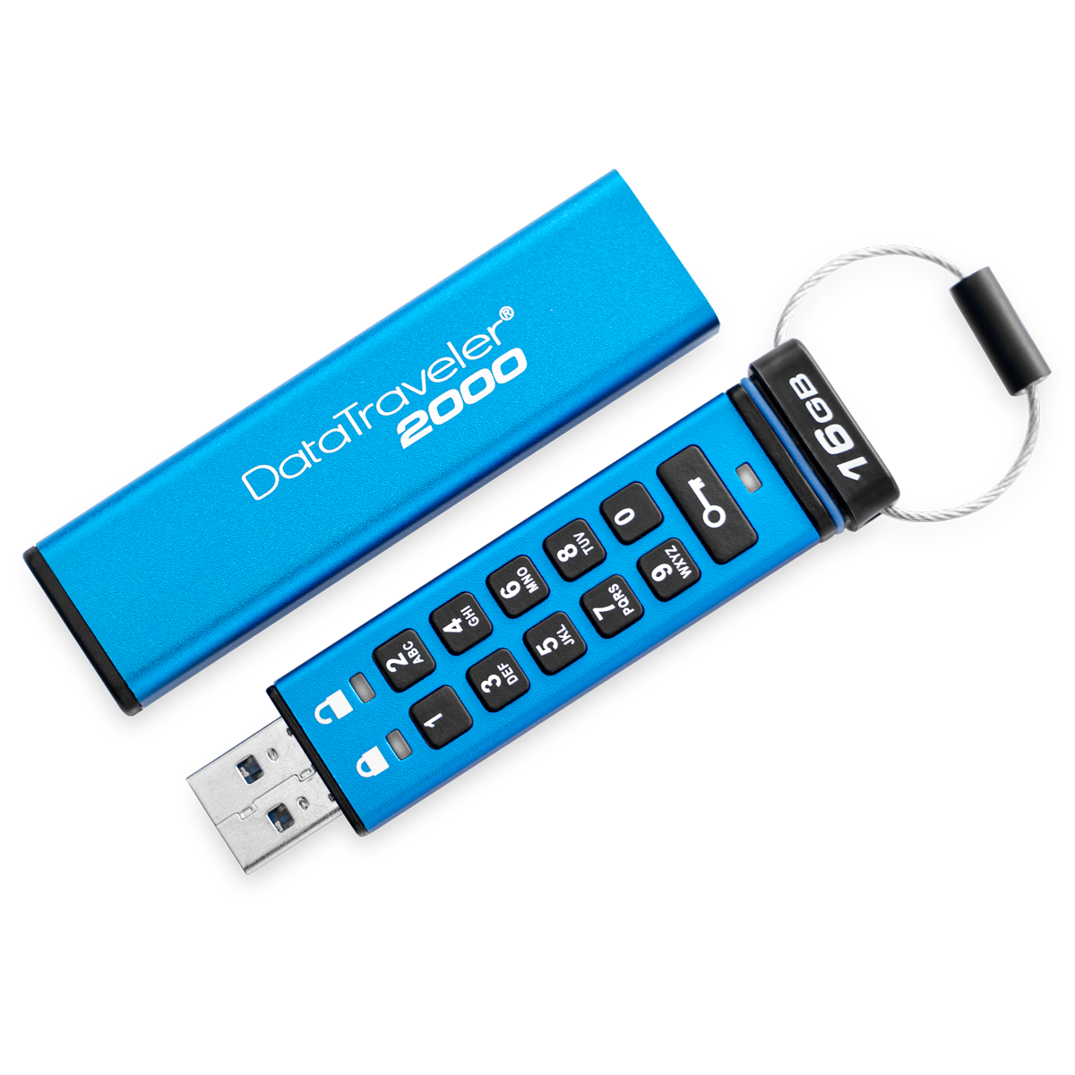 Kingston DataTraveler 2000 Encrypted USB