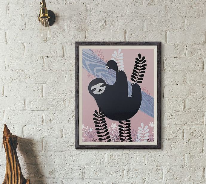 6 Top Tips for hanging artwork