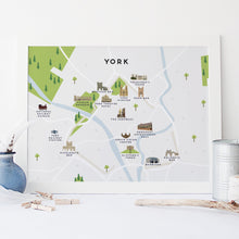 Load image into Gallery viewer, York Map