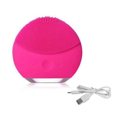 LUNA mini 2 Rechargeable Facial Cleansing Brush Face Massager