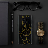 The Alchemists Hand Samsung Case